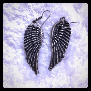 😇Angel Wing earrings